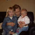 Great Nan and Elizabeth came to see me<br/>19 Nov 2005