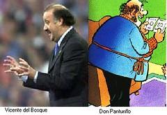 Don Pantuflo de el Bosque