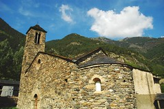 Igrexa románica de St Martí de la Cortinada, Ordino