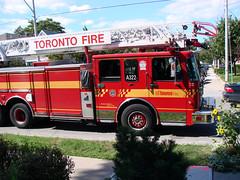 Firetruck Toronto