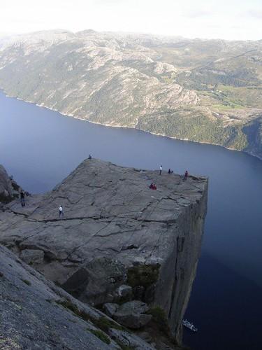 Pulpit Rock/Preikestolen Stavangre Norway