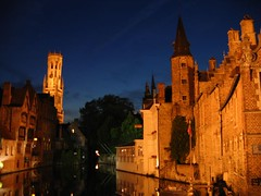 Nighttime Brugge
