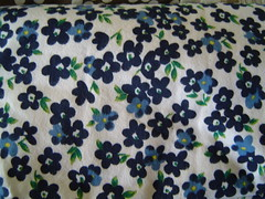 Thrifted fabric
