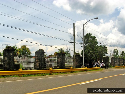 guimbal old cemetery iloilo