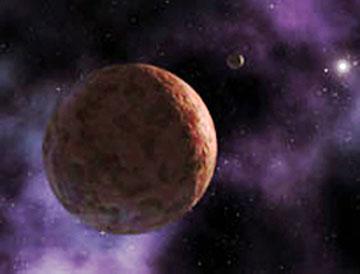 Plutón ahora es 134340