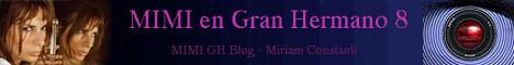 MIMI en Gran Hermano 8 - MIMI GH8 Blog