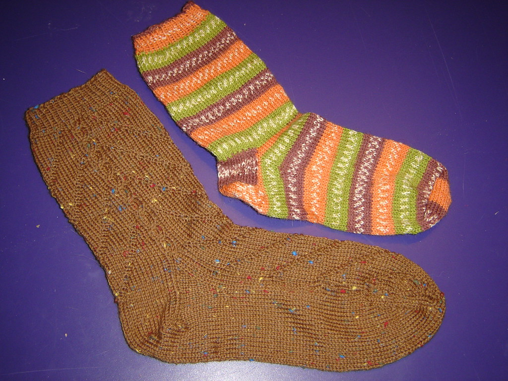 Father n Son Inca Gold sock
