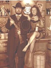 Josh & Beth - Tombstone
