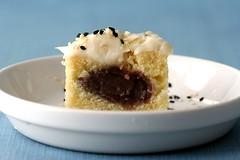 mooncake cupcake