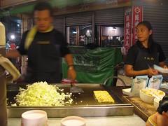 okonomiyaki stall