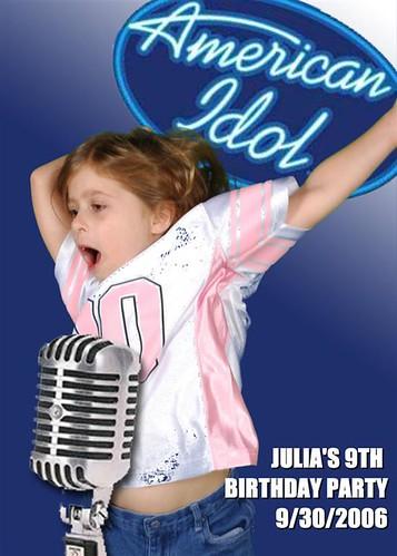 American Idol - Sydney