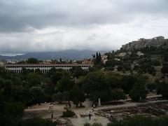 Antiguo Ágora de Atenas