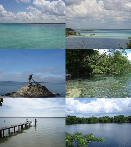Lagunas Chetumal
