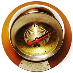 dad's clock