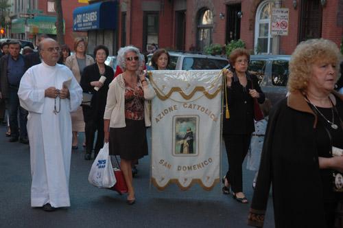 Cobble Hill Procession
