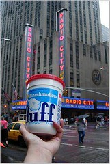 Fluff at Radio City