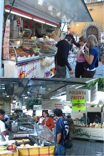 Street Food at Santo Spirito