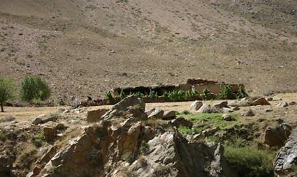 Afghan Homes