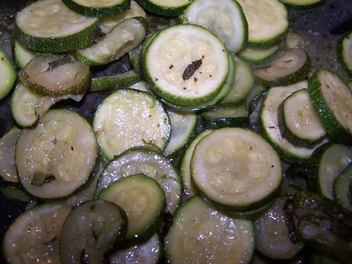 Zucchini Salvia
