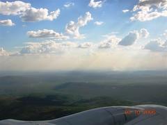Rwanda by air