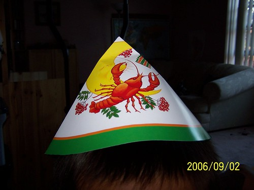 Crayfish hat
