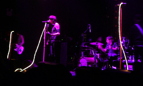 10-13b Pink Spiders @ Webster Hall