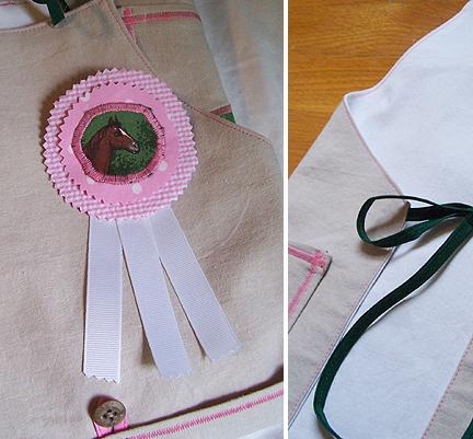 ribbon & lining