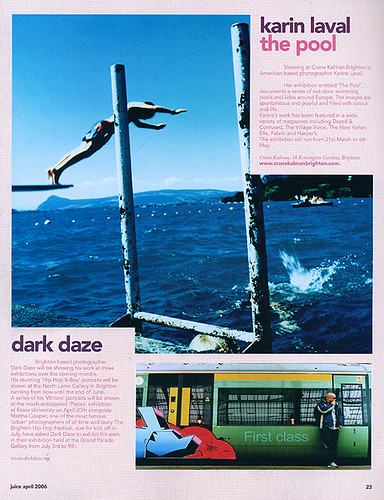 Juice Magazine DarkDaze PhotoGraf Review