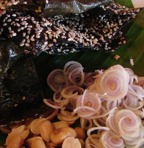 Mekong seaweed