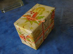 paquet recu