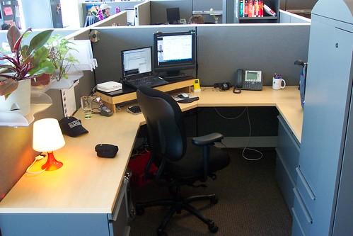 my desk, 2