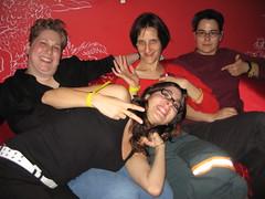 Dasha, Laura, Sarah, Erin