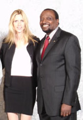 Ann Coulter and Alan Keyes