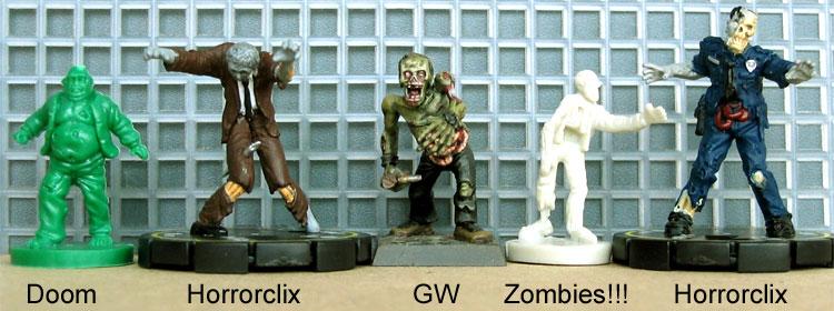 Zombie Comparison 3