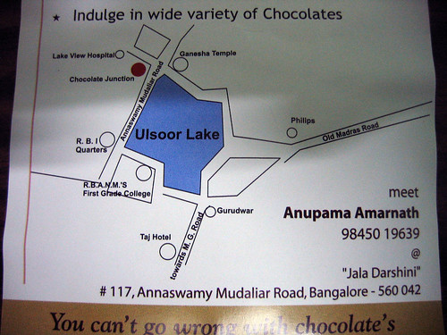 Roadmap to Chocolate Junction