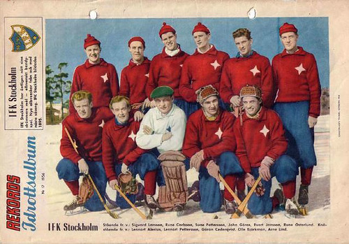 IFK Stockholm 1956