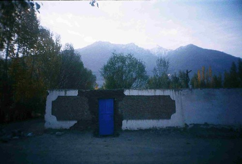 Warang, Wakhan Valley, Tajikistan / タジキスタン、ワカン谷、ウ゛ァラング村