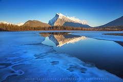 Cobalt Clarity - Banff National Park photo by Gavin Hardcastle - Fototripper
