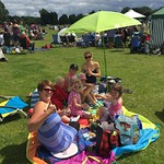 Watching the air show<br/>16 Jul 2016