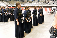 The 18th All Japan Women's Corporations and Companies KENDO Tournament & All Japan Senior KENDO Tournament_036