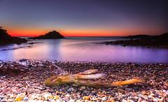Pebble Beach photo by **James Lee**