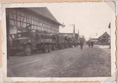 Hiver 1945 -Alsace- BM 21 Uttenheim  - Col. P. Ruiz