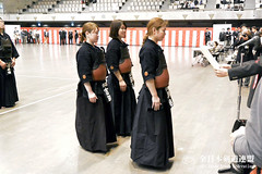 The 18th All Japan Women's Corporations and Companies KENDO Tournament & All Japan Senior KENDO Tournament_035