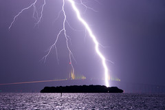 Skyway Lightning photo by Old Boone