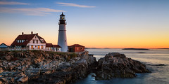 Portland Head Light House photo by Kevin Simpson Photography