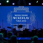 WordPlay Gala 2015. Photo by Robert Carl.