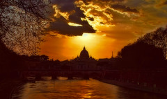 Leaving Rome [explored] photo by AlberBarrera