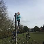 Up high at Bramhall park<br/>30 Mar 2018
