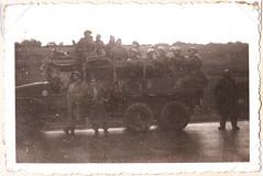 Automne 1944 - BM 21 Entre Lons-le-Saunier et Bourg  - Col. P. Ruiz