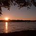 Swanick Marina Sunset